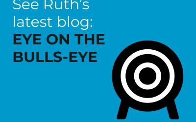 Eye On The Bulls-Eye – Handling Presentation Nerves