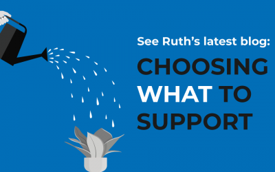 Choosing 'what' to support