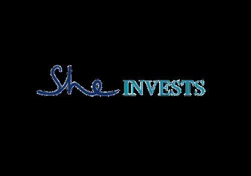 She Invests Logo
